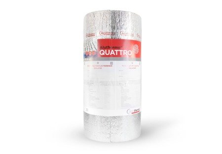 Aluthermo QUATTRO izolacja termiczna 30m2