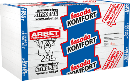 Arbet FASADA KOMFORT 0,042 12cm