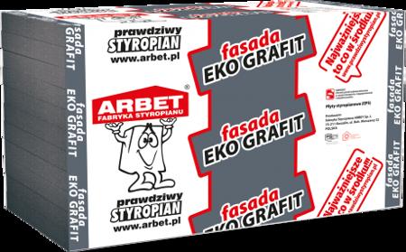 Arbet Styropian FASADA EKO GRAFIT 0,033 18cm