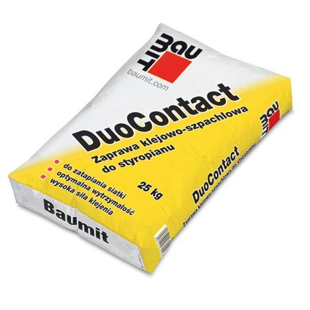 Baumit DuoContact Zaprawa klejowo-szpachlowa do styropianu