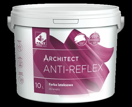 Fast ARCHITECT ANTI-REFLEX farba lateksowa