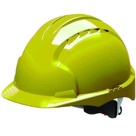 Stalco Hełm przemysłowy EVO3 zielony