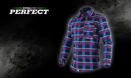 Stalco Perfect Koszula flanelowa York