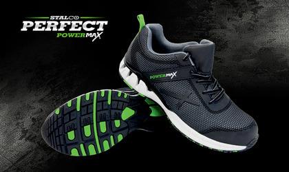 Stalco PowerMAX buty obuwie ochronne Active BHP