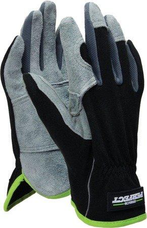 Stalco Rękawice skórzane Skin Comfort Grip