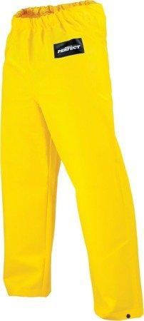 Stalco Spodnie przeciwdeszczowe - żółte