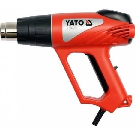 YATO opalarka 70~550°C 2000W z akcesoriami 82291